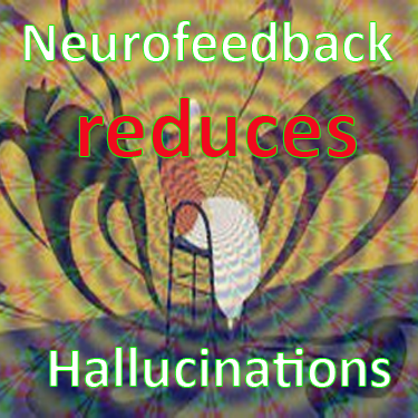 Audio-Visual Hallucinations in Schizophrenia and Parkinsons are linked to elevated dopamine levels and can be managed with neurofeedback training