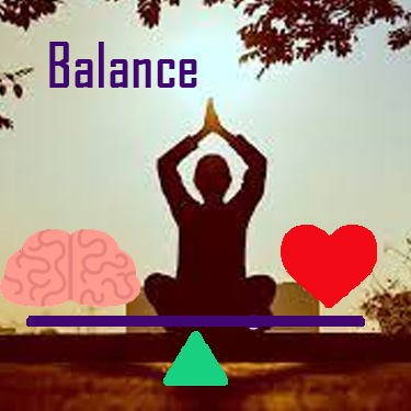 Neurofeedback training restores balance and equilibrium between brain and heart