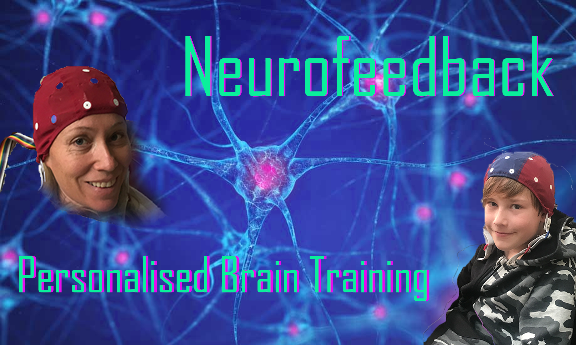 Neurofeedback is Personalised Brain Training for Kids and Adults