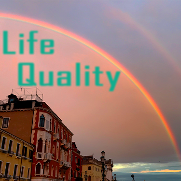 Life Quality improves with neurofeedback training